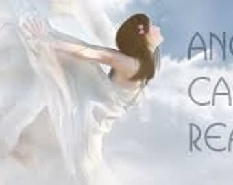 Angel Card Reading- Gentle Guidance from your Angels!