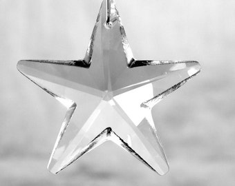 40mm Chandelier Crystal 9101 Star