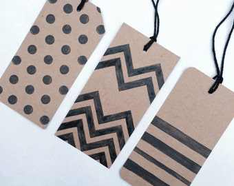 Kraft Collection Gift Tags