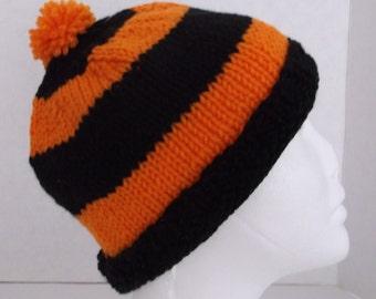 Handmade Knitted Fall Beanie #F/H-157-A