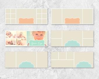 Facebook Timeline Cover Templates, Timeline Templates, Timeline Cover - P114