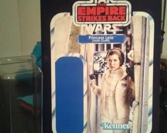 The Empire Strike Back Action Figure Recard Kit