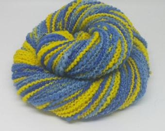 Handspun Yarn - Cinderella