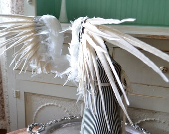 Feather Wings Faerie Angel Costume Cosplay Wedding Made to Order