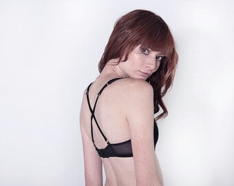 Double layered Bra  , underwire lingerie Glory