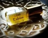 Eidolon Perfume Oil - Sandalwood Bulgarian Rose Moroccan Rose Orange Blossom