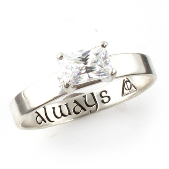 Geeky Engagement Rings