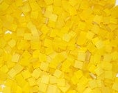 Mini Pineapple Tumbled Stained Glass Mosaic Tiles