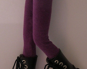 Purple Tights For Blythe...One Pair Per Listing...