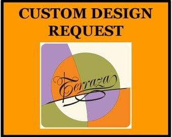 Custom Stained Glass Design Request