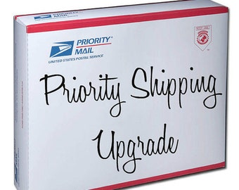 ADD ON- Priority Mail Upgrade