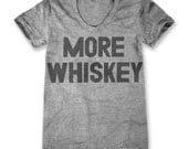 More Whiskey (Women's)