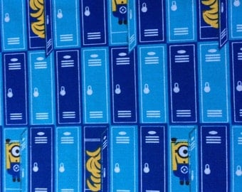 Minions Back To School Fabric By The Yard