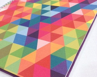 2016 Large Salon Planner - Multicolor Part 1 - Appointment Books - CHOOSE YOUR COVER