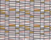 Art Gallery Fabrics Indian Summer Basket of Wheat - Half Yard