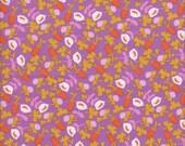 Windham Fabrics Briar Rose Calico in Lilac- Half Yard