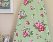 Ironing Board Cover - Bijou in Pink or Green