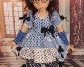 OOAK Fashion set for trinket Box kids BJD