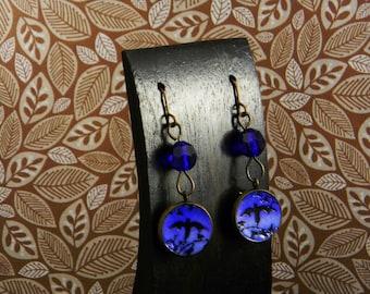 Twilight Flight Earrings