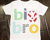 Big Brother Shirt - Custom Size/Shirt Color/Sleeve Length - boy bro new baby announcement shower tee onesie little bro