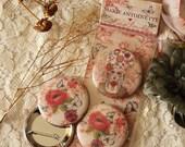 Badges Set - Marie-Antoinette - Toile de Jouy