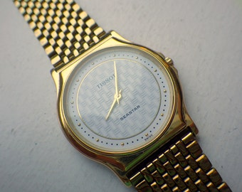 Vintage TISSOT - Seastar Gold - Working/Keeping Time - Dress Watch
