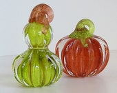 Mini Gourds, Set of 2 Sol...