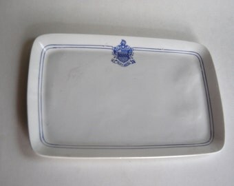 Vintage Tray From the Clift Hotel
