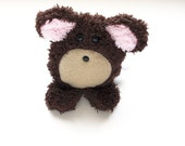 Brown Bear - Whee One - Stuffed Animal - Plushie