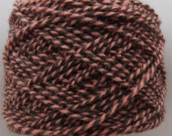 Babydoll Southdown / Shetland Yarn - Hand dyed - 2 ply