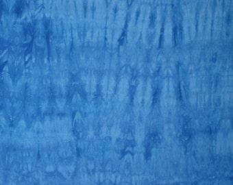 Hand Dyed Fabric - Cascade  - One Yard