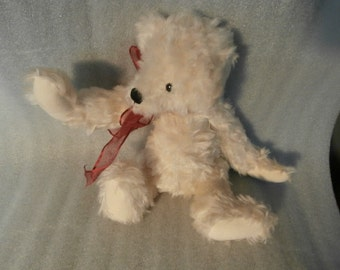Teddy Bear Gracie She's a Jointed Mohair   Numbered 2 of  200 Large Vintage  Handmade~ Signed Stuffed Bear