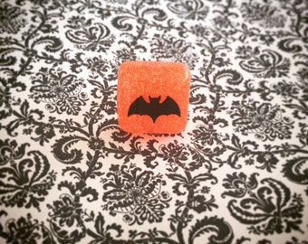 Halloween Bat Ring (Adjustable)