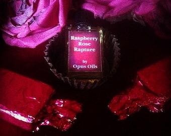 RASPBERRY ROSE RAPTURE - Chocolate Love - 1 Dram Perfume Extrait