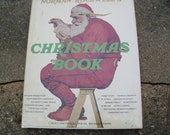 Vintage Book Norman Rockwell's Christmas Book