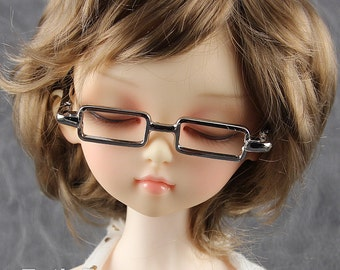 New fashion Full-Rim Dolls Glasses fit 1/4 BJD MSD mini Super Dollfie