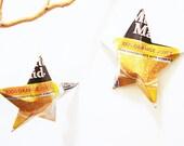 Minute Maid Orange Juice Stars Ornaments Aluminum Can