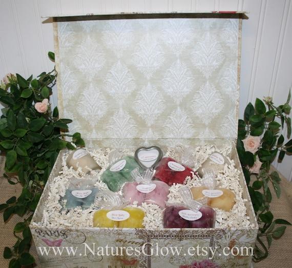 Candle Poem For Wedding Gift: Bridal Shower Candle And Poem Gift Box Wedding Candle Gift