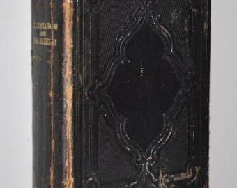 Antique 1871 Kauohah U Me Na Halelo Hawaiian New Testament Bible translated by Hiram Bingham