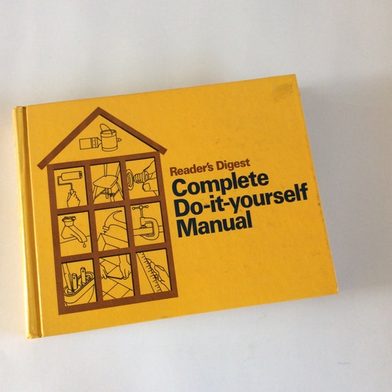 Do it yourself manual book 1970s home manual woodworking te gusta este artculo solutioingenieria Gallery