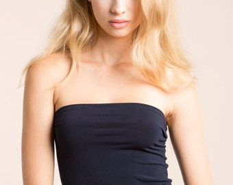 Tube top for modesty, bandeau, sleeveless bra, tube top for infinity dress, choose your color, modesty top