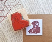 "Logo stamp/ Custom stamp/ Custom logo stamp/ Rubber stamp/ Personalized stamp/ Business stamp/ Logo stamp from your art work/ 1.5""-3"""