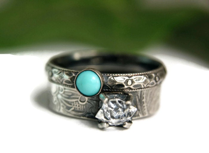 herkimer wedding ring renaissance by