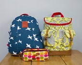 867 Two Backpack and Pencil Case Combo