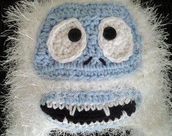 Abominable Snowman hat from Rudolph