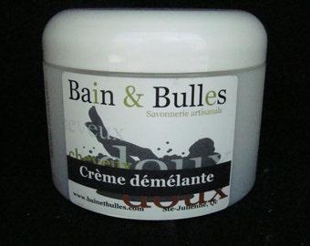 Crème démèlante pour cheveux  à la Lavande