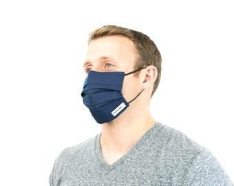 Surgical Mask - Men's Face Mask - Surgical Face Mask - Men's Surgical Masks - Flu Mask - Cotton Face Mask - Allergy Mask - Face Mask for Men
