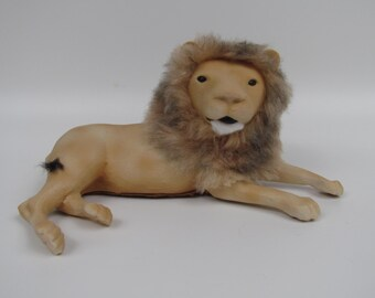 Lion Reclining