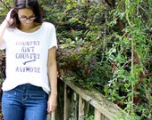 Country Ain't Country Anymore - Small Tee