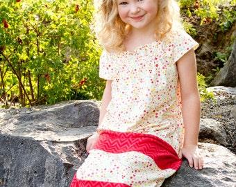 Little Miss Maxi Pattern - # 103 by Cosette's Closet